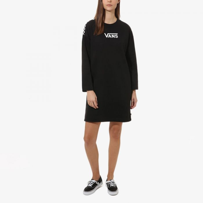 VESTIDO VANS CHROMO II DRESS BLACK