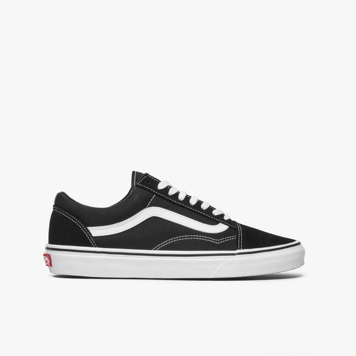 ZAPATILLA VANS OLD SKOOL BLACK